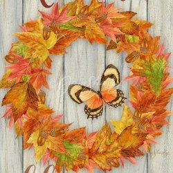 JS-D398b autumn wreath